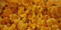 Pizza-flavored Popcorn