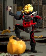 Pumpkin Lord-O-Lantern