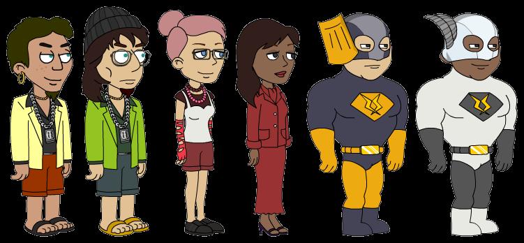 goanimate how to make custom characters