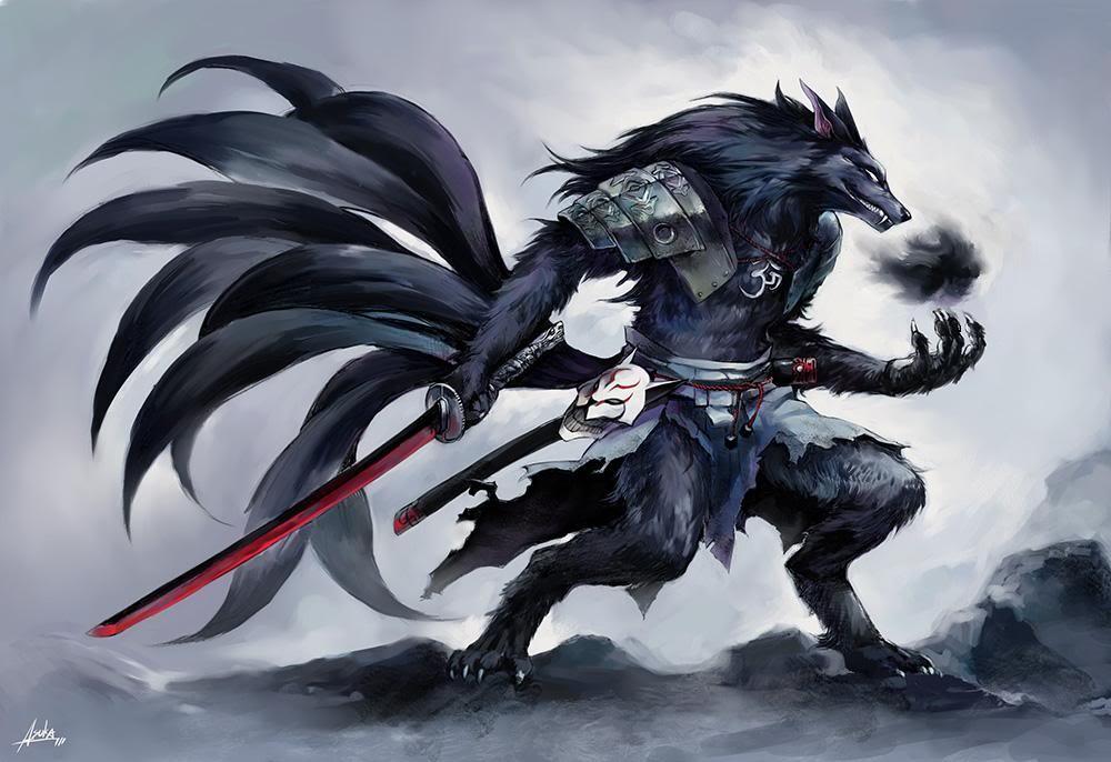 Hatak'es demon form | God of all realms Wiki | FANDOM powered by Wikia