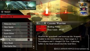 R8 Coyote Warrior