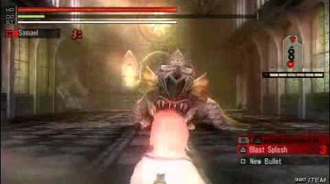 Gods Eater Burst DLC - Gboro Gboro Panic 1 29 SSS+ Bullet Spam Fiesta