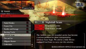 R7 Nightfall Scam