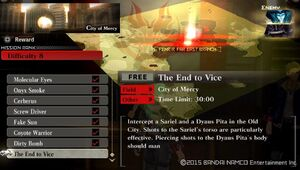 R8 The End to Vice