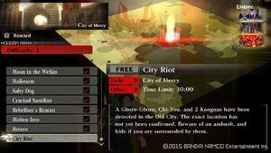 R3 City Riot