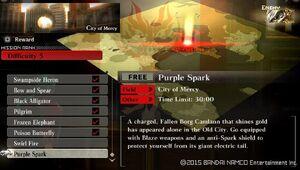 R5 Purple Spark