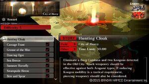 R5 Hunting Cloak