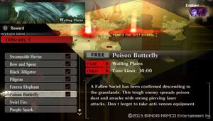 R5 Poison Butterfly