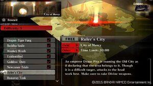 R9 Ruler's City