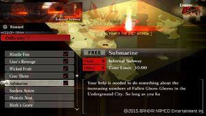 R7 Submarine