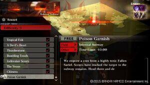 R9 Poison Garnish