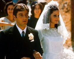 Michael and apollonia are married