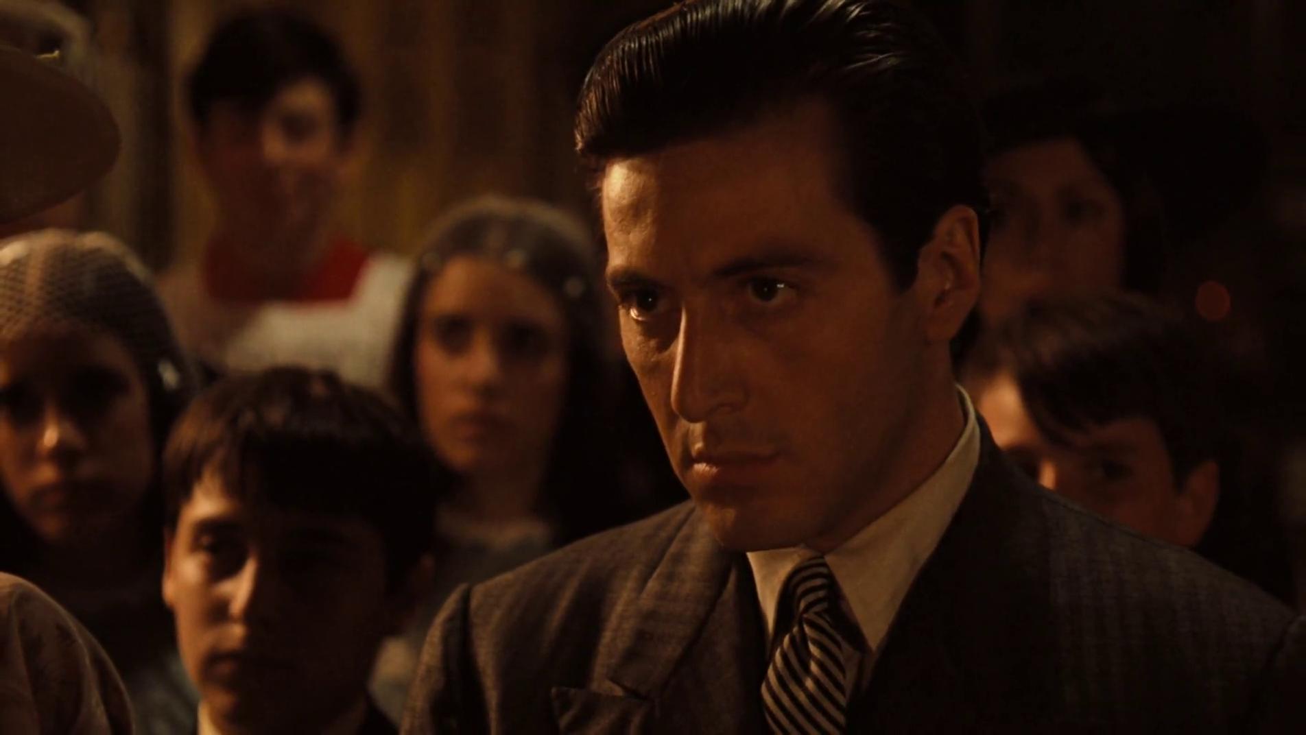 The Godfather – Movie Analysis – Movie Analysis – Sequence 5