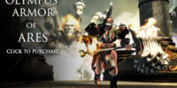 Olympus Armor of Ares