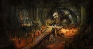 Hephaestus cavern Forge