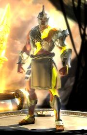 Godly Armor of Zeus
