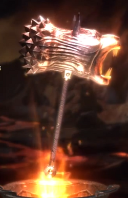 War Hammer of Olympus