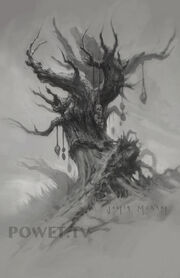 Tree of the dead