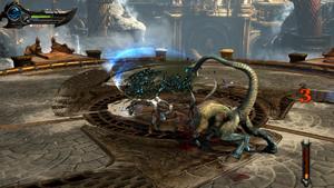 Chimera of Delphi VS Kratos