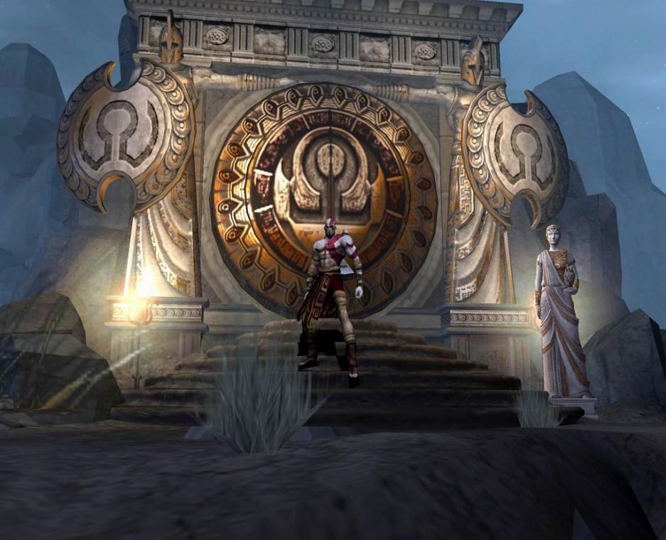 Portal al olimpo god of war wiki fandom powered by wikia for God of war 3 jardines del olimpo