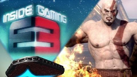E3 2012 - God of War Ascension Gameplay Demo!