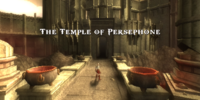 Temple of Persephone