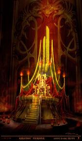 Kratosthrone