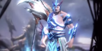 War Armor of Poseidon