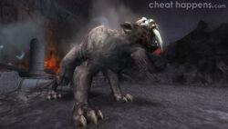 Morpheus beast