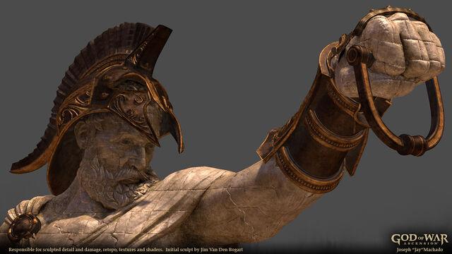 File:Head of the Statue of Apollo.jpg