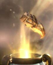 Cestus of Zeus In game