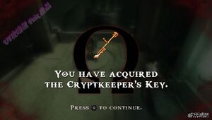 Cryptkeeper's Key