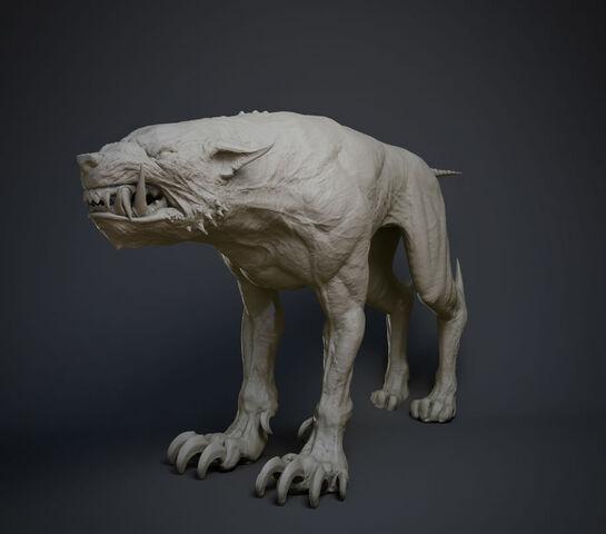 File:Sam-sharit Feral Hound model.jpg