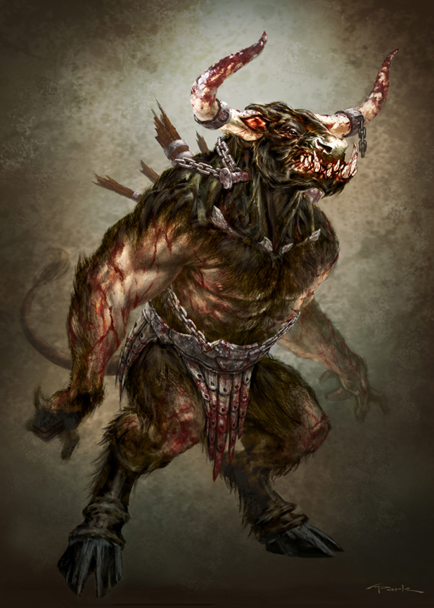 Minotaur | God of War Wiki | Fandom powered by Wikia Labyrinth Movie Tattoo