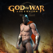 "God-of-War-Ascension™-""300""-King-Leonidas-Armor-Spear--1-"