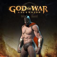 """File:God-of-War-Ascension™-""""300""""-King-Leonidas-Armor-Spear--1-.png"""