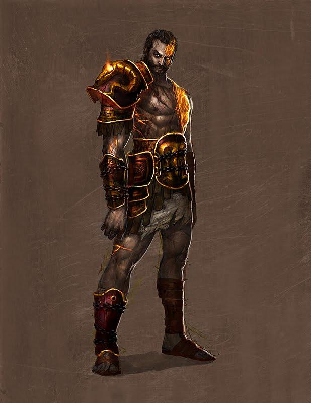 Kratos Brother Deimos Deimos