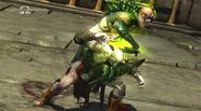 Empusa VS Kratos