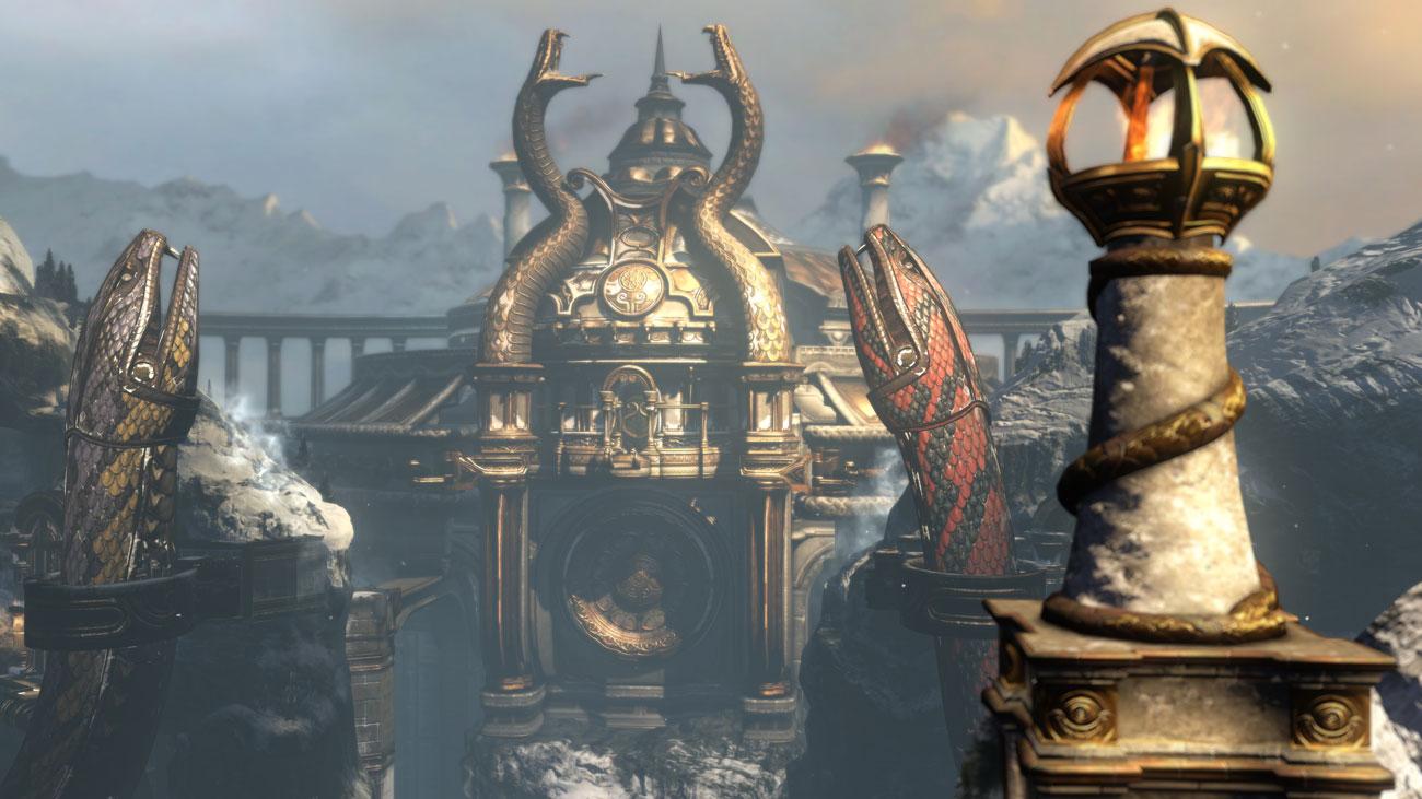 Archivo templo de god of war wiki fandom for God of war 3 jardines del olimpo