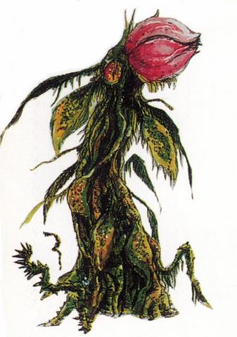 File:Concept Art - Godzilla vs. Biollante - Biollante Rose 7.png