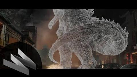 Godzilla & Creating the Animalistic and Masculine Kaiju Monster-Design