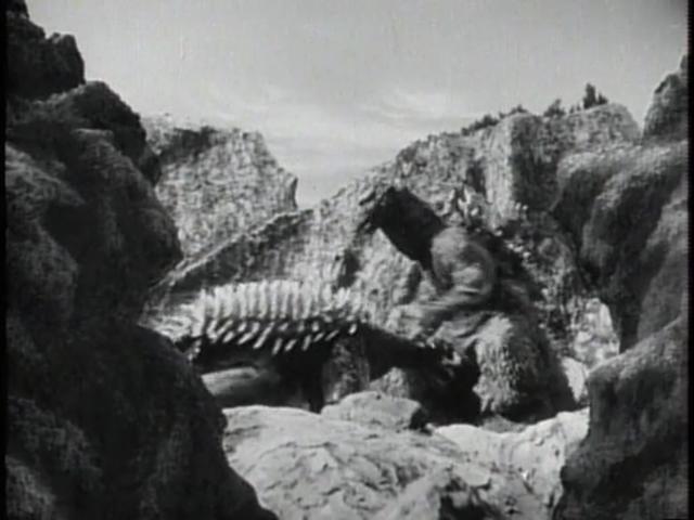 File:Godzilla Raids Again - 8 - More battling.png