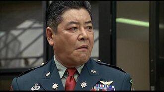 Commander Aso