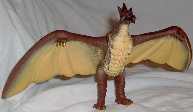 File:Bandai Japan Godzilla 50th Anniversary Memorial Box - Rodan 1993.jpg