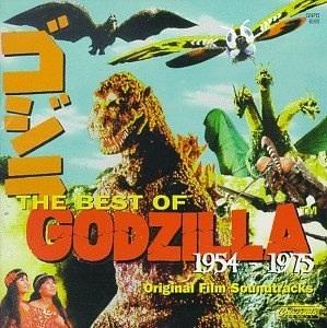 Godzilla 1954-1975 album