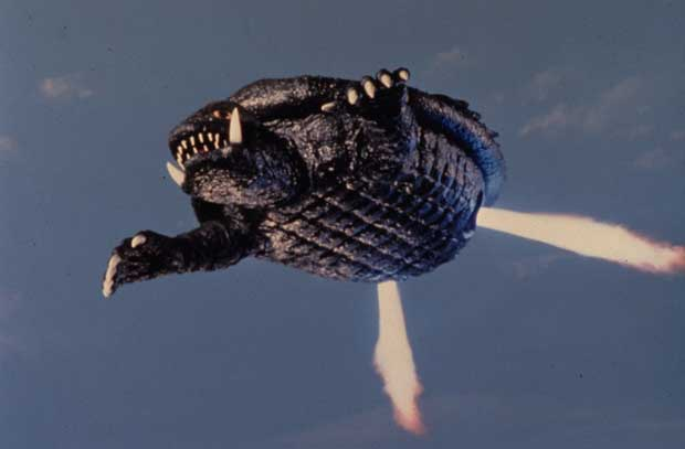 Gamera Flying FileShowa Gamera Flying jpg