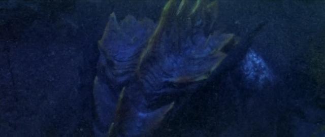 File:Godzilla vs. Megaguirus - Megaguirus molts.png
