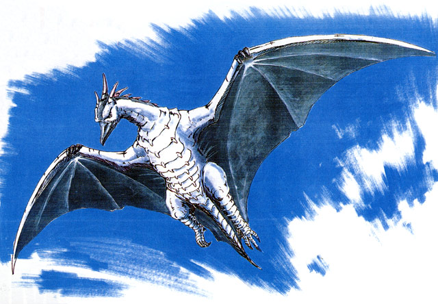 File:Concept Art - Godzilla vs. MechaGodzilla 2 - Rodan 3.png