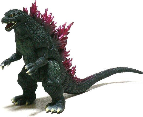 File:Bandai Japan Godzilla 50th Anniversary Memorial Box - Godzilla 2000.jpg