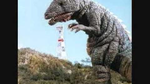 Gorosaurus Roars